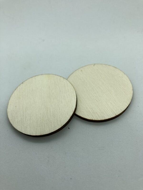 Rétegelt lemez korong 40x3 mm