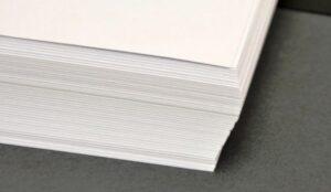 Kártyakarton 250g A4 Matt