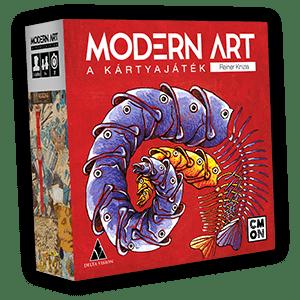 Modern Art társasjáték