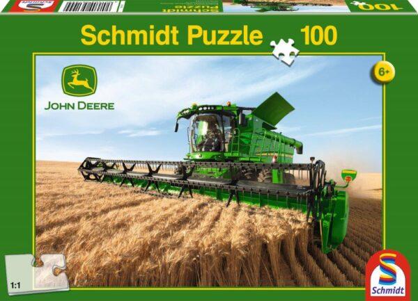 Schmidt Puzzle-S690 Aratógép, 100 db