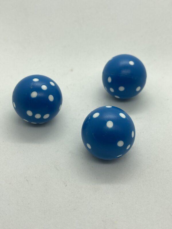 Dobógömb 1-6 (20mm)