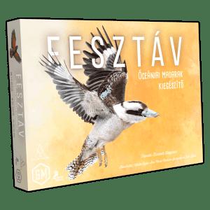 Fesztáv Óceániai madarak kiegészítő társasjáték