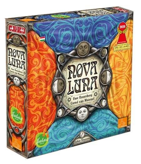 Nova Luna társasjáték