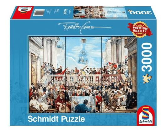 Schmidt Puzzle - Sic transit gloria mundi 3000 db