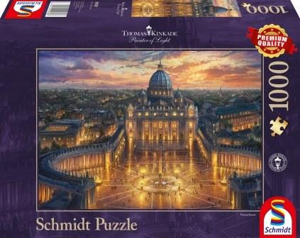 Schmidt Puzzle - Vatikan 1000 db