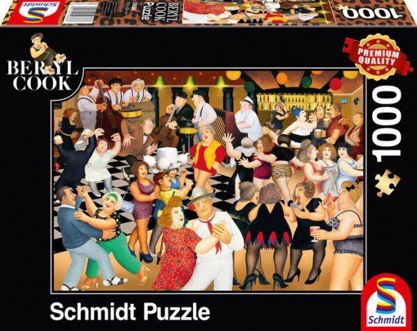 Schmidt Puzzle - Party girls 1000 db