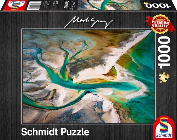 Schmidt Puzzle - Fusion 1000 db