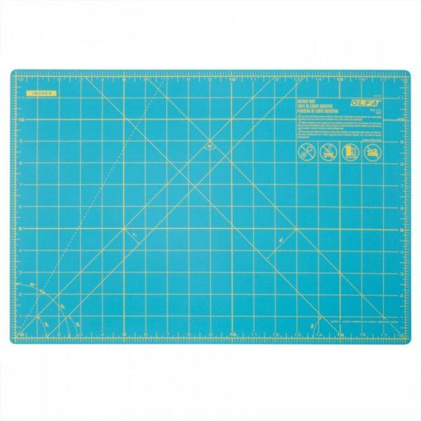 OLFA RM-IC-C-RC/Aqua vágólap 45x30 cm 1,5 mm vastag