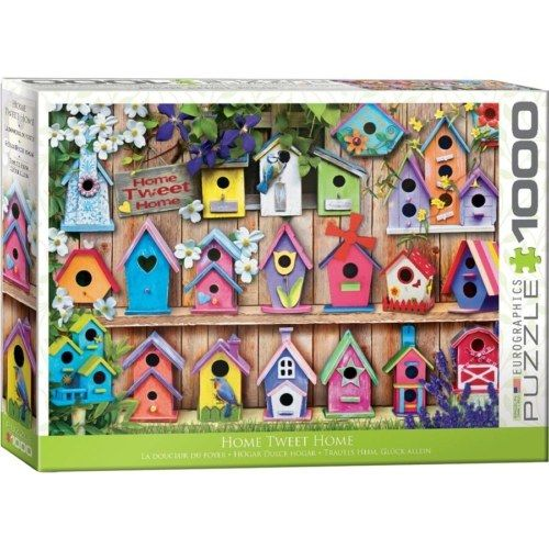 EuroGraphics - Home Tweet Home 1000 db