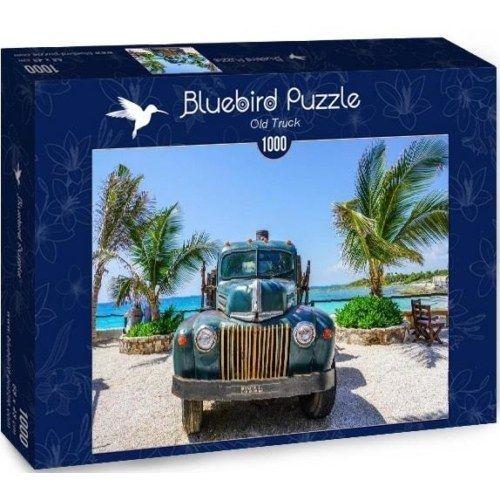 Bluebird Puzzle - Old Truck 1000 db