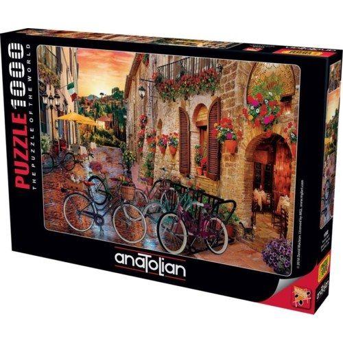 Anatolian Puzzle - Biking in Tuscany 1000 db