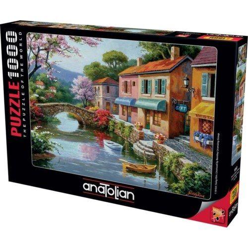 Anatolian Puzzle - Quaint Village Shops 1000 db