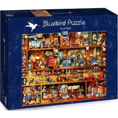Bluebird Puzzle - Toys Tale 1000 db