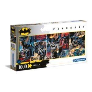 Clementoni Puzzle - Batman akcióban 1000 db