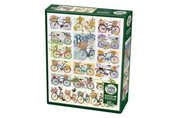 Cobble Hill Puzzle - Bicycle 1000 db