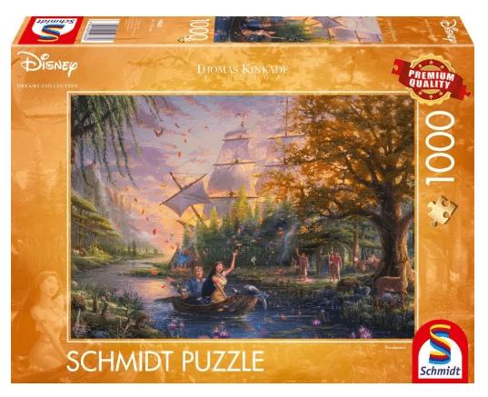 Schmidt Puzzle – Disney Pocahontas 1000 db