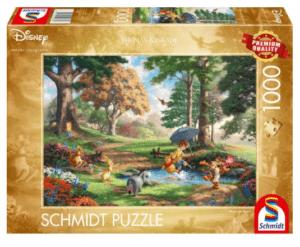 Schmidt Puzzle – Disney Winnie The Pooh 1000 db