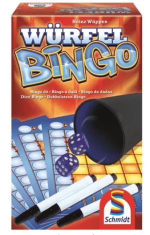Kocka Bingó társasjáték