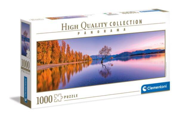 Clementoni Puzzle Panorama - Lake Wanaka 1000 db