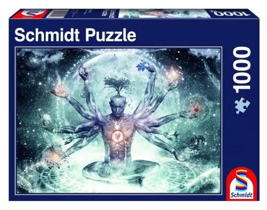 Schmidt Puzzle – Dream in the Universe 1000 db