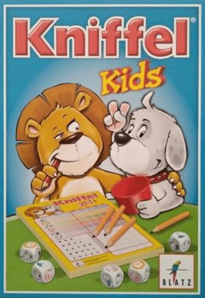 Gyerek kocka póker - Kniffel Kids