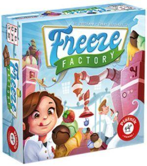 Freeze Factory társasjáték
