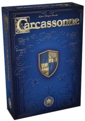 Carcassonne Jubileumi kiadás társasjáték