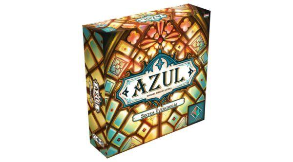 Azul Sintra üvegcsodái társasjáték