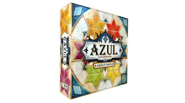 Azul Királyi pavilon társasjáték