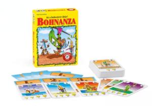Bohnanza (babszüret) társasjáték Új kiadás 2021