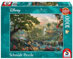 Schmidt Puzzle – Disney The Jungle Book, 1000 db
