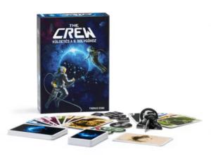 The Crew Küldetés a 9. bolygóhoz társasjáték