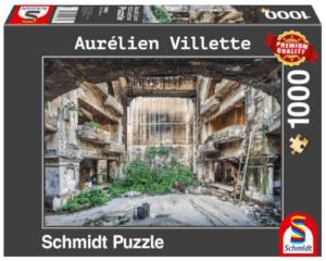 Schmidt Puzzle – Cuban theater, 1000 db