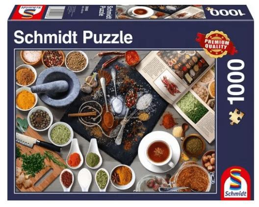 Schmidt Puzzle – Spices, 1000 db
