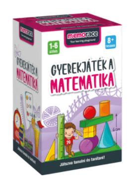 Memorace Gyerekjáték a matematika