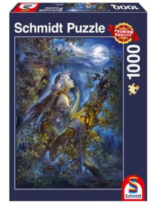 Schmidt Puzzle – Moonlight, 1000 db