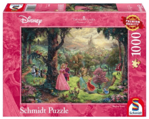 Schmidt Puzzle – Disney Sleeping Beauty, 1000 db