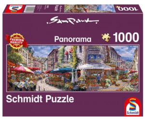 Schmidt Puzzle – Spring in the air, 1000 db