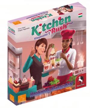 Kitchen Rush kiegészítő - Hozhatok desszertet? Társasjáték