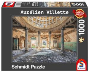 Schmidt Puzzle – Topophilia series – Sanatorium, 1000 db