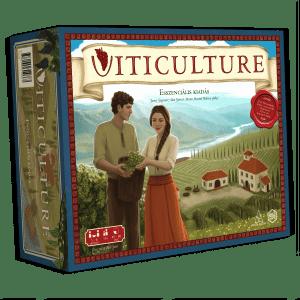 Viticulture Esszenciális kiadás 2021 társasjáték
